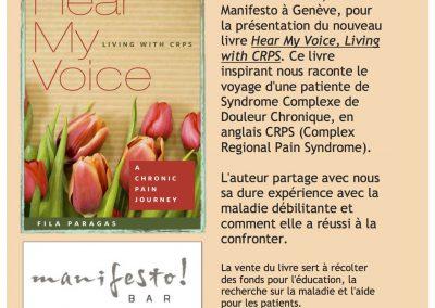 Flyer Manifesto French 25 April 2015